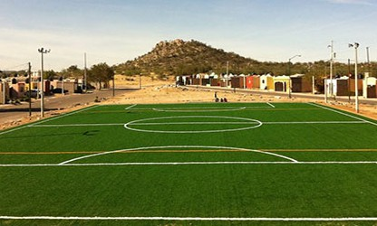 Athletic Field Synthetic Grass
