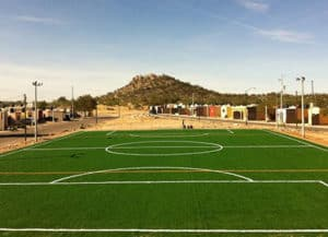 ProGreen Synthetic Athletic Fields are Extremely Durable