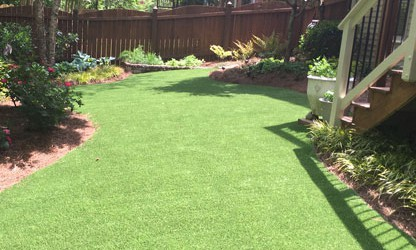 Artificial Grass for Residential Yards for Castle Rock
