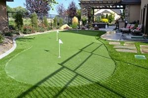 Why add an Artificial Turf Putting Green