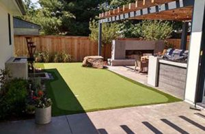 Artificial Grass… Spring is Near!