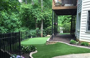 Artificial Turf Putting Greens for the Denver Colorado Area