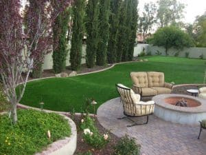 Spring Planting and Artificial Turf