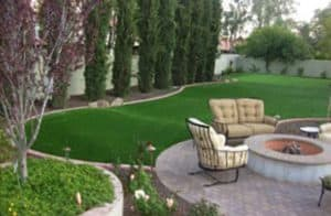 Preparing for Spring planting and Converting to Artificial Grass