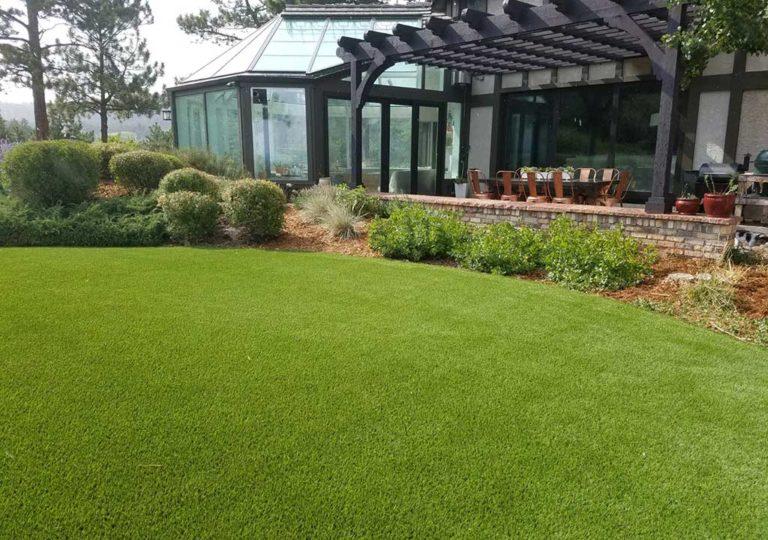 Artificial Turf in your backyard