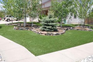 Perfect-turf-Artificial-turf-lawn