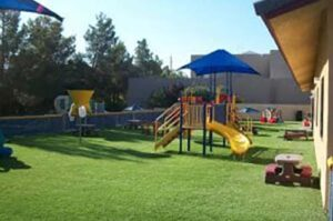 The Advantages of using Artificial Turf for your Playground Area