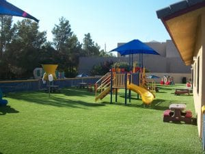 Artificial Turf for your Playground Area