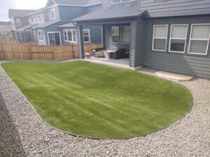 Artificial Grass, Castle Rock, CO